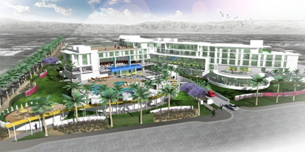 THE DOLCE RESORT STARTS CONSTRUCTION IN 2014 IN PALM SPRINGS